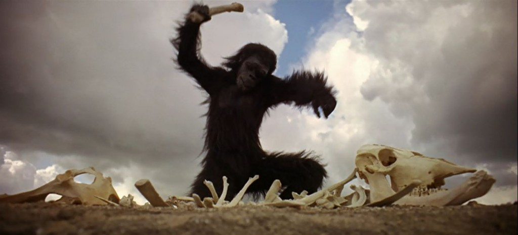 Ape-man-with-bone-from-Stanley-Kubricks-2001-A-Space-Odyssey-1